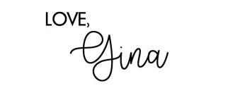Love, Gina