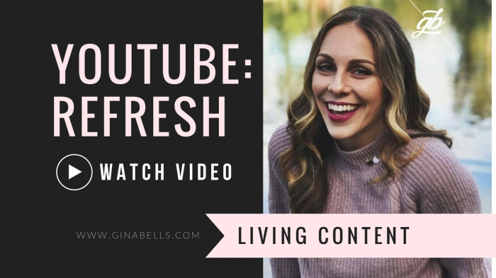Youtube Refresh Template-LIVING CONTENT