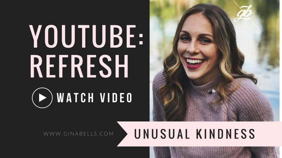 Youtube Refresh Template-unusual kindness